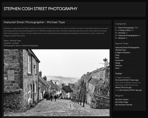 Stephen Cosh Photography